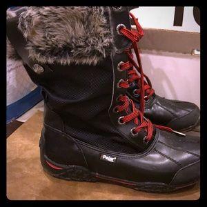 Pajar winter boots black- euro 37